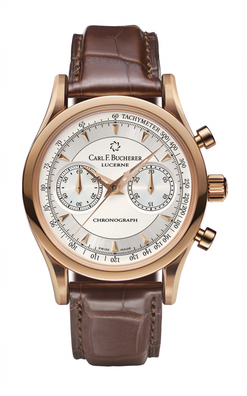 Carl F Bucherer Tribute to Mabu Watch 00-10903-03-13-01 product image