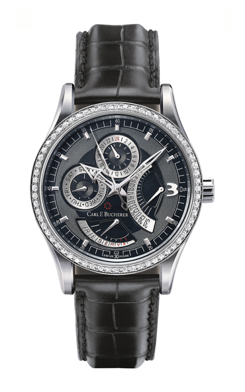 Carl F Bucherer RetroGrade Watch 00-10901-08-36-11 product image