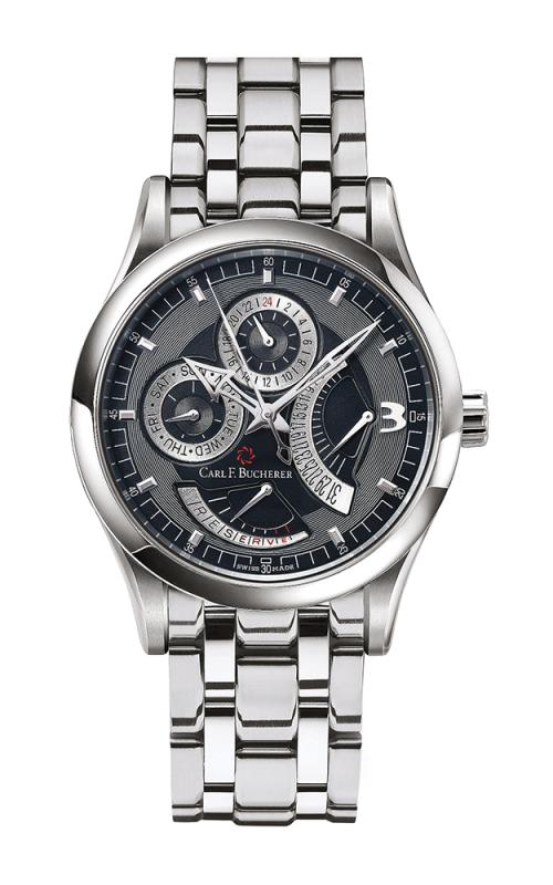 Carl F Bucherer RetroGrade Watch 00-10901-08-36-21 product image