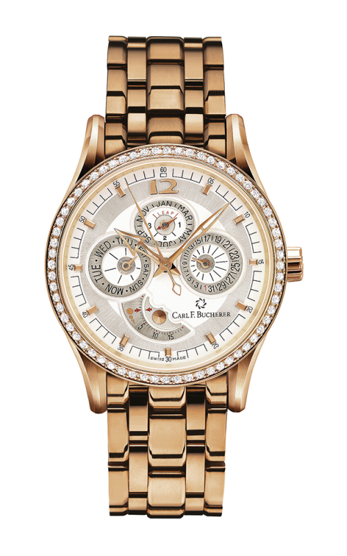 Carl F Bucherer Perpetual Watch 00-10902-03-16-31 product image