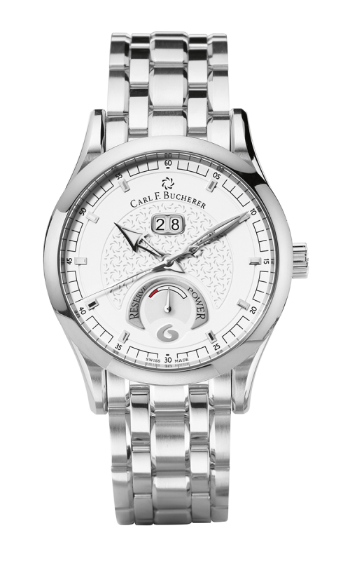Carl F Bucherer BigDate Power Watch 00-10905-08-26-21 product image