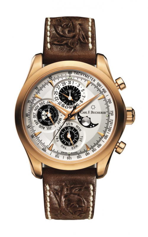 Carl F Bucherer ChronoPerpetual Watch 00-10906-03-13-99 product image