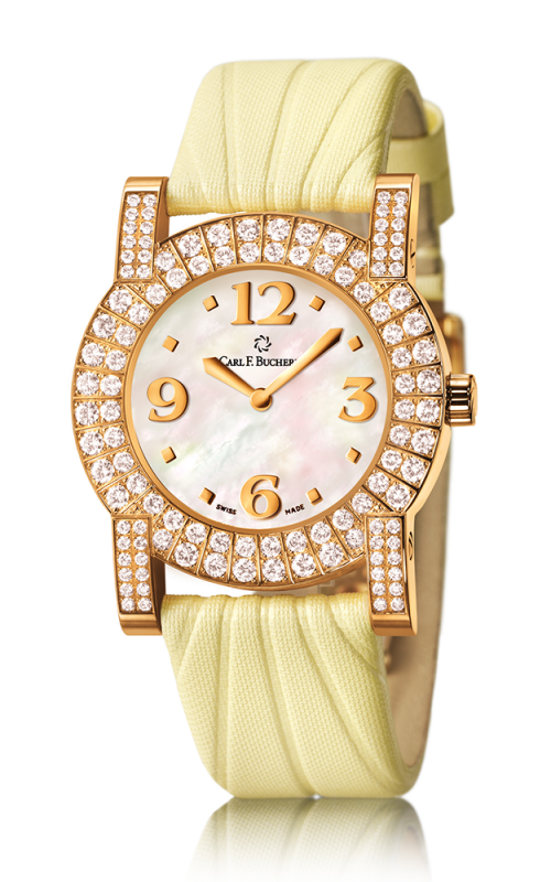 Carl F Bucherer Diva Watch 00-10510-01-76-12 product image