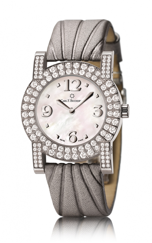 Carl F Bucherer Diva Watch 00-10510-02-76-12 product image
