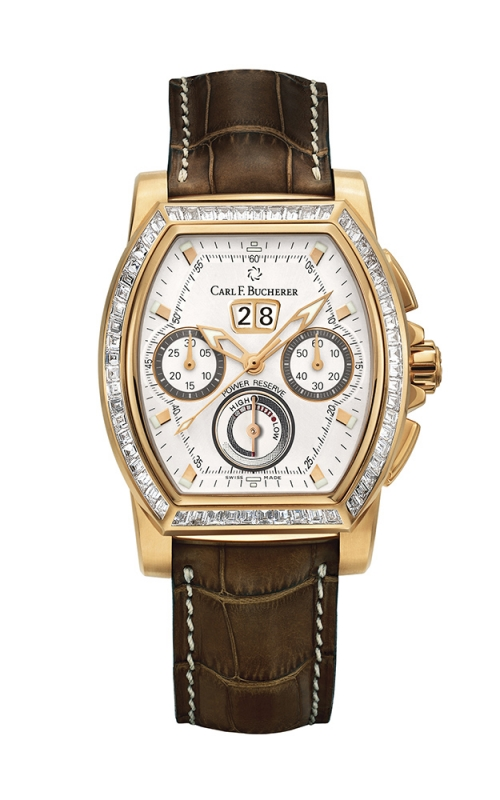 Carl F Bucherer T-Graph Watch 00.10615.03.13.12 product image