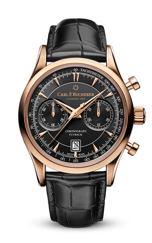 Carl F Bucherer Flyback Watch 00.10919.03.33.01 product image