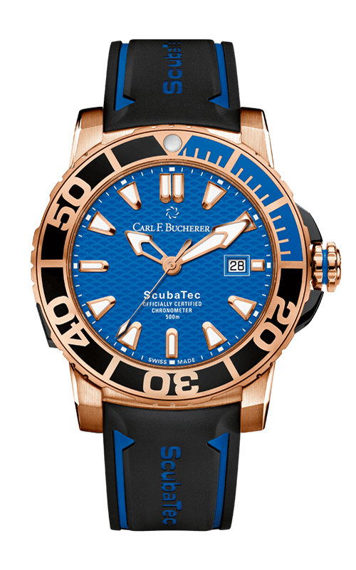 Carl F Bucherer ScubaTec Watch 00.10632.22.53.01 product image