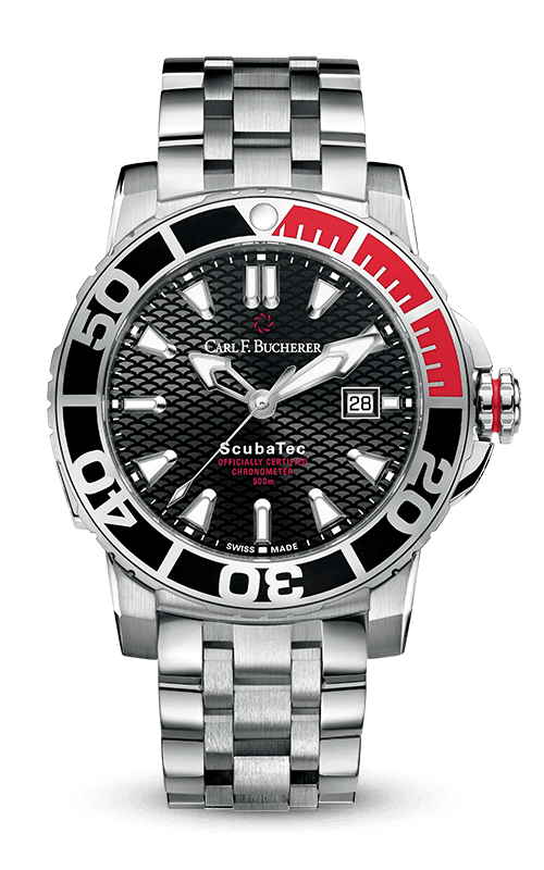 Carl F Bucherer ScubaTec Watch 00.10632.23.33.22 product image