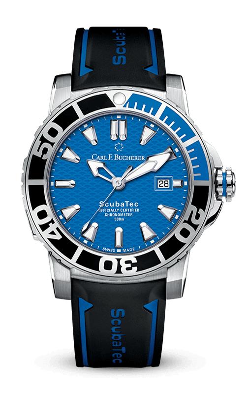 Carl F Bucherer ScubaTec Watch 00.10632.23.53.01 product image