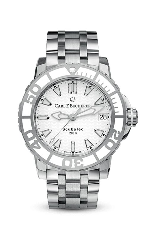 Carl F Bucherer ScubaTec Watch 00.10634.23.23.21 product image