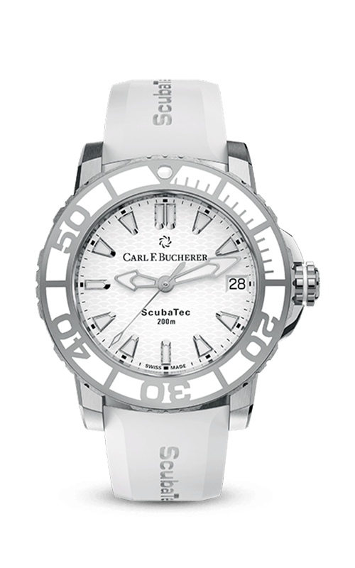 Carl F Bucherer ScubaTec Watch 00.10634.23.23.01 product image