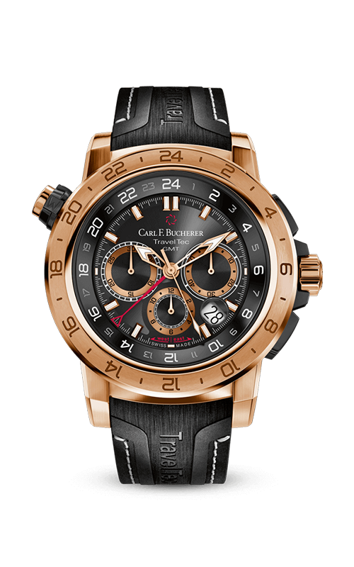 Carl F Bucherer TravelTec II Watch 00.10633.03.33.02 product image