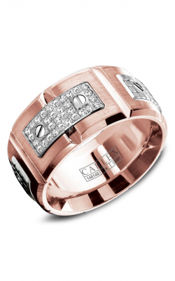 Carlex G2 Wedding Band WB-9897WR-S product image