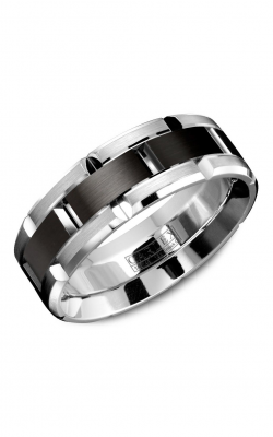 Carlex Sport Wedding Band WB-9316BW product image