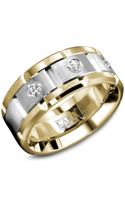 Carlex G1 Wedding Band WB-9211WY product image