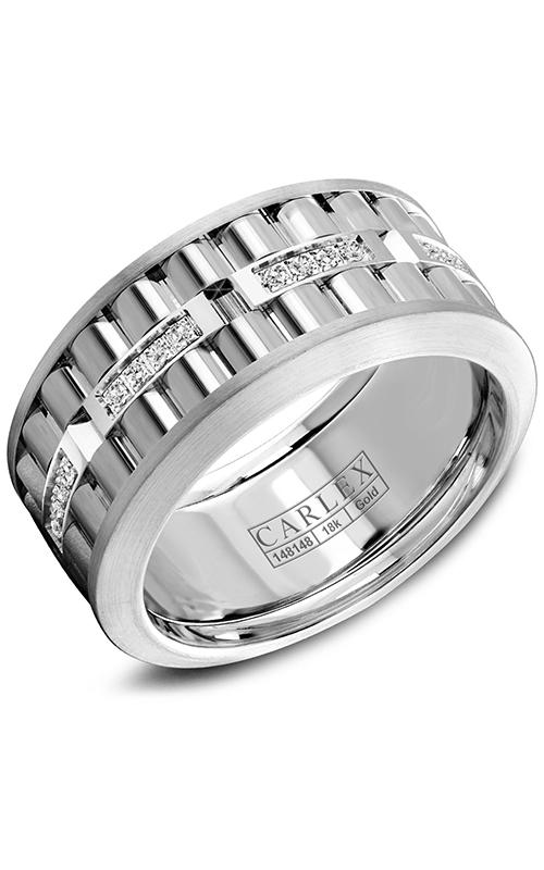 Carlex G3 Wedding band CX3-0018WWW product image