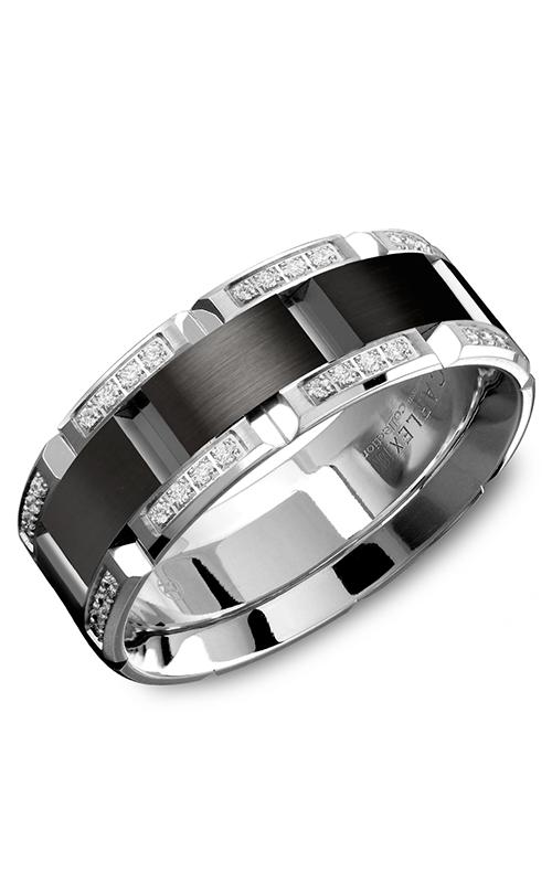 Carlex Sport Wedding band WB-9317BW product image