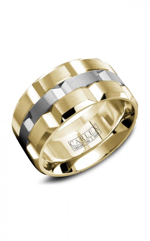 Carlex G1 Wedding band WB-9207WY product image
