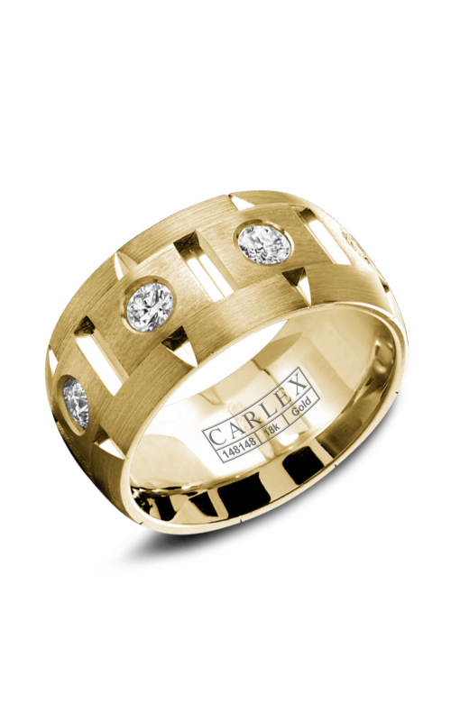 Carlex G1 Wedding band WB-9464Y-S6 product image