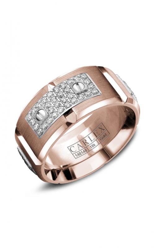 Carlex G2 Wedding band WB-9799WR product image
