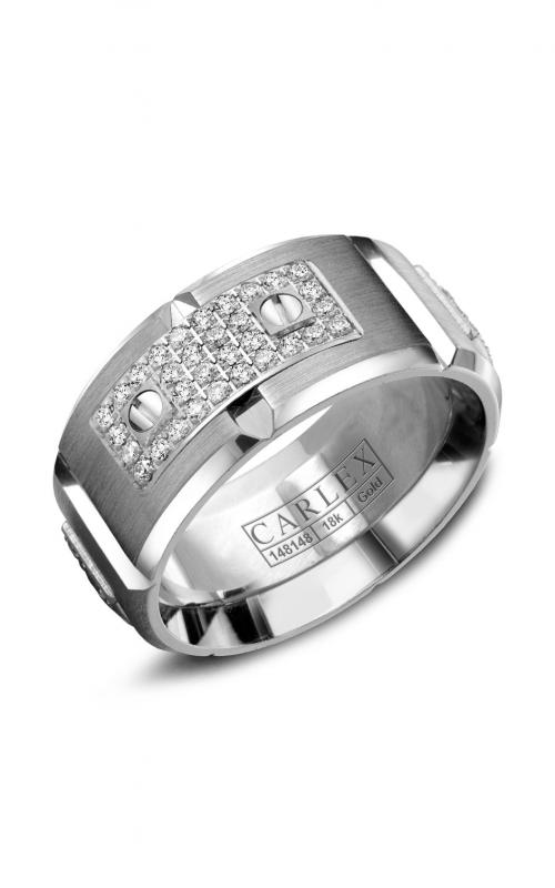 Carlex G2 Wedding band WB-9799WW product image