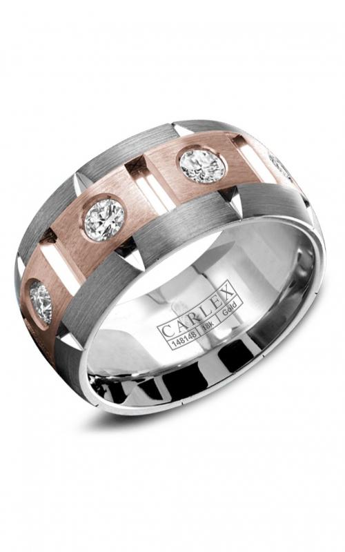 Carlex G1 Wedding band WB-9464RW product image