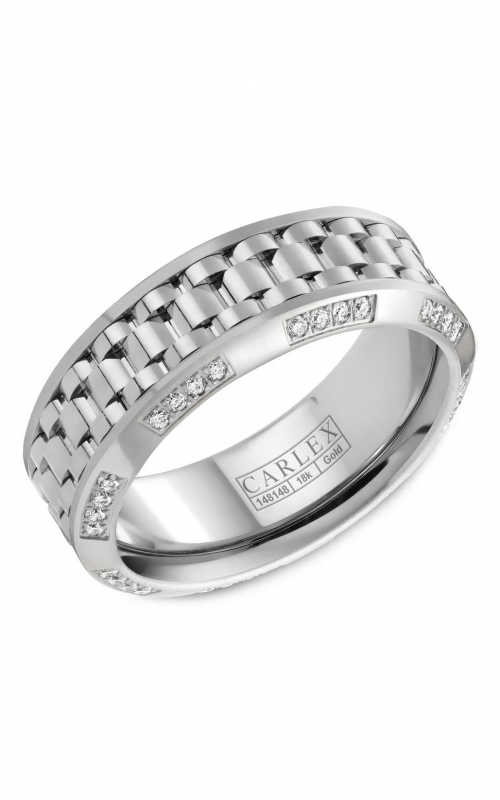 Carlex G3 Wedding band CX3-0011WWW product image