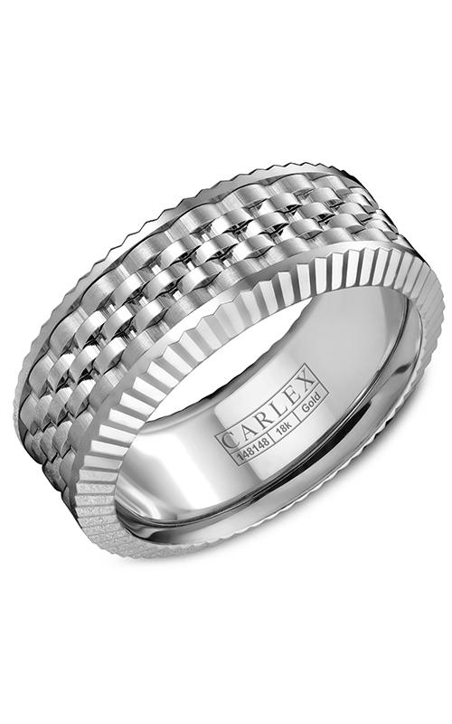 Carlex G3 Wedding band CX3-0023WWW product image