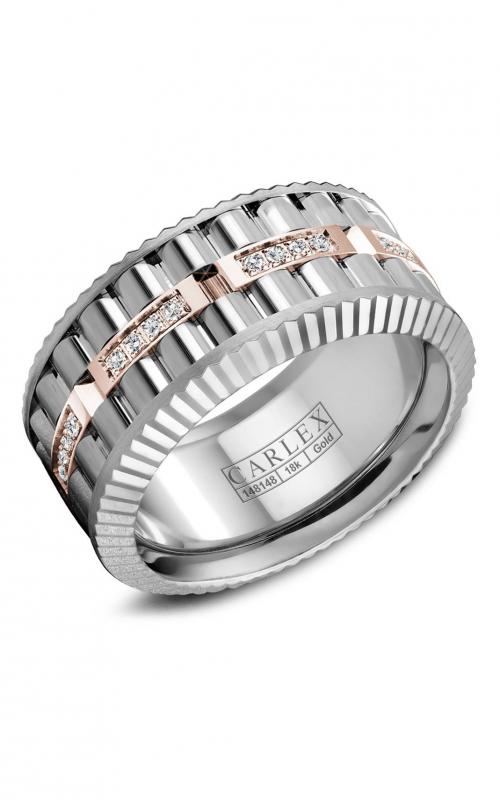 Carlex G3 Wedding band CX3-0030RWW product image
