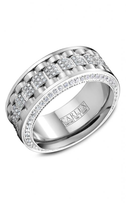 Carlex G3 Wedding band CX3-0032WWW product image
