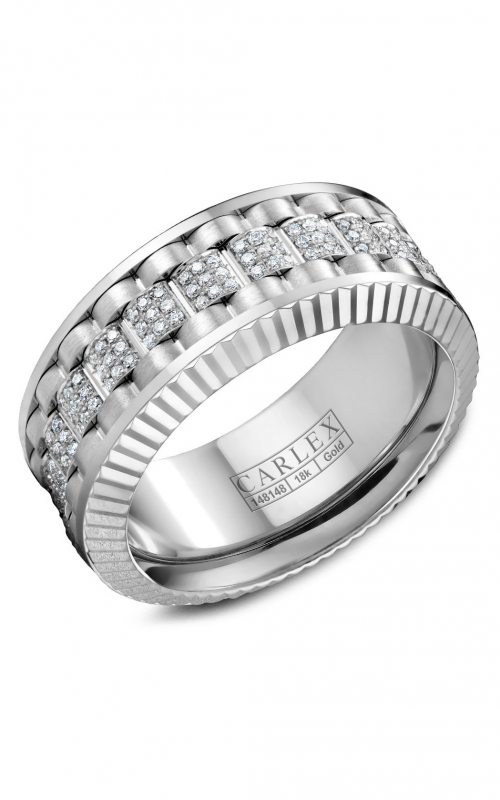 Carlex G3 Wedding band CX3-0044WWW product image