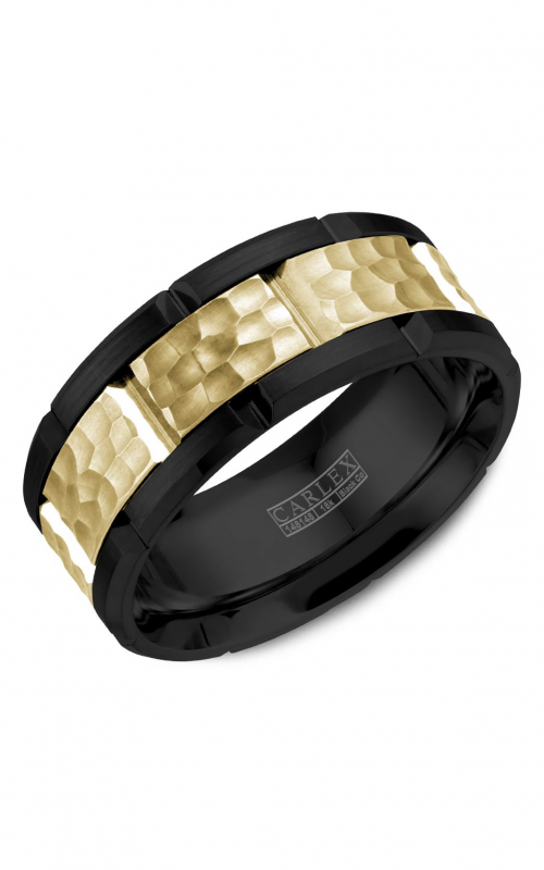 Carlex Sport Wedding band WB-9481YB product image