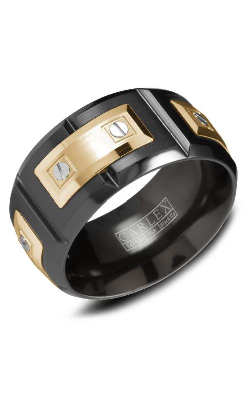 Carlex Sport Wedding band WB-9850YB product image