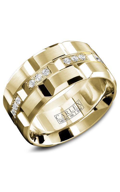 Carlex G1 Wedding band WB-9166Y product image
