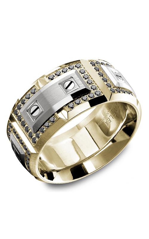 Carlex G2 Men's Wedding Band WB-9851WYBD product image