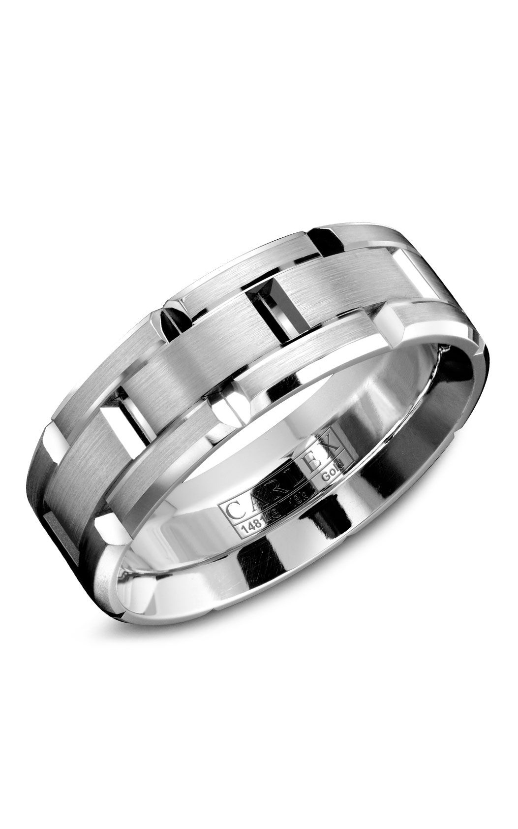 Carlex G1 Men's Wedding Band WB-9316 product image