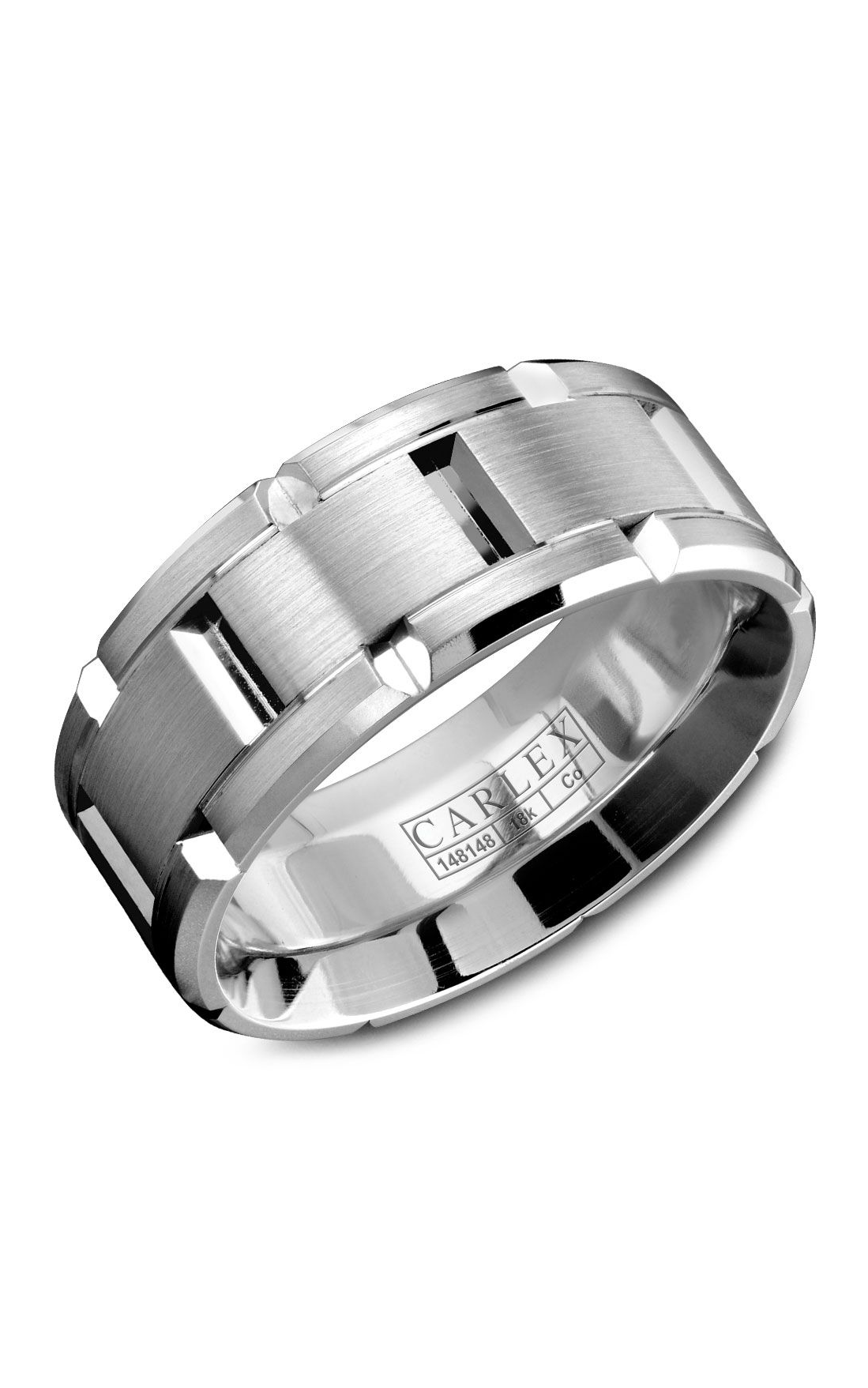 Carlex Sport Men's Wedding Band WB-9123WC product image