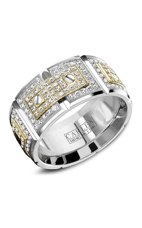 Carlex G2 Men's Wedding Band WB-9797YW product image