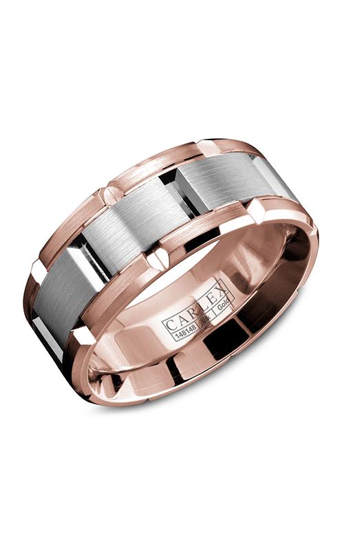 Carlex Sport Men's Wedding Band WB-9123CR product image