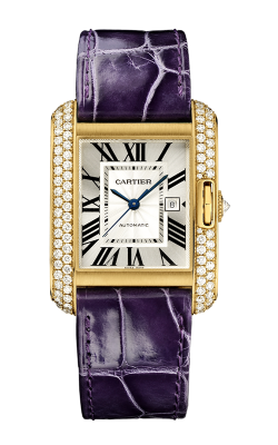 Cartier Tank Anglaise Watch WT100017 product image