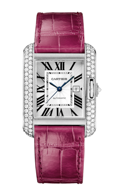 Cartier Tank Anglaise Watch WT100018 product image