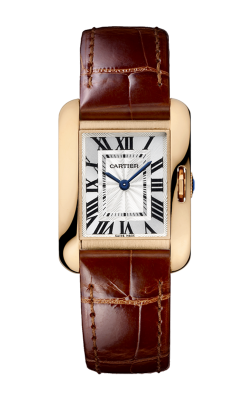 Cartier Tank Anglaise Watch W5310027 product image