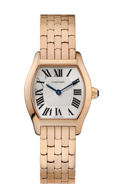 Cartier Tortue Watch W1556364 product image