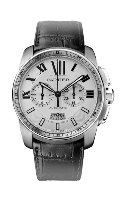 Cartier Calibre De Cartier Chronograph Watch W7100046 product image