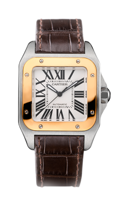 Cartier Santos 100 Watch W20107X7 product image