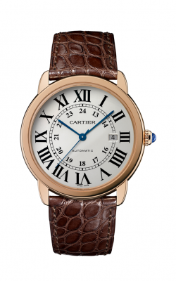Cartier Ronde Solo De Cartier  Watch W6701009 product image