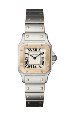 Cartier Santos de Cartier Galbée Watch W20012C4 product image