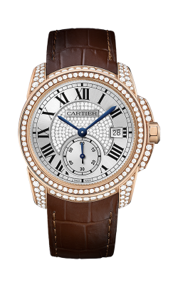 Cartier Calibre De Cartier Watch WF100015 product image