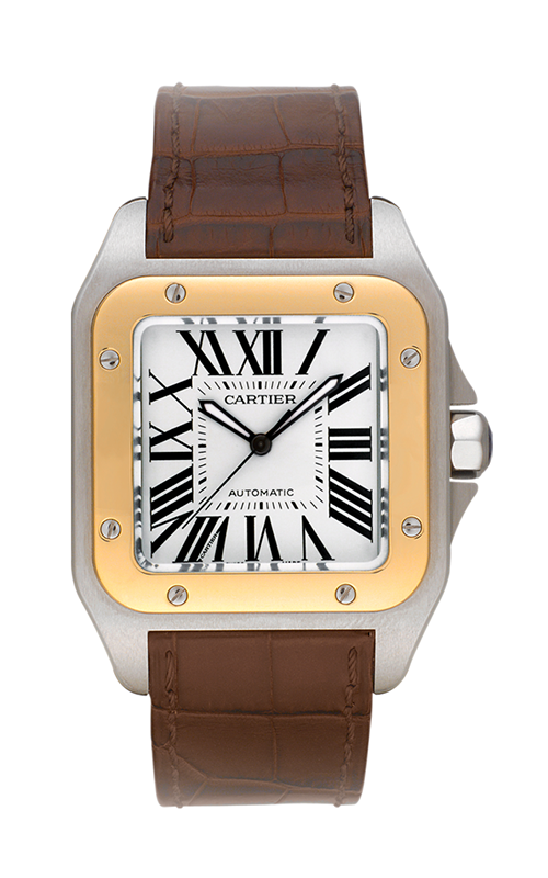 Cartier Santos 100 Watch W20072X7 product image