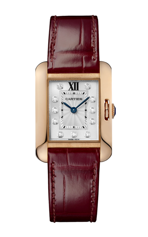 Cartier Tank Anglaise Watch WJTA0007 product image